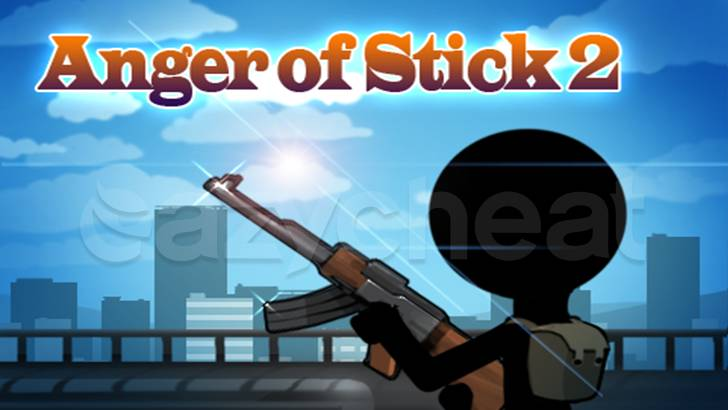Anger of Stick 2 cheat