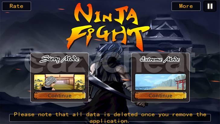 Ninja Swordman cheat