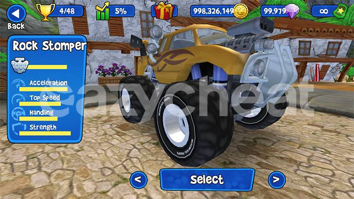 Beach Buggy Racing Unlimited Coins Gems