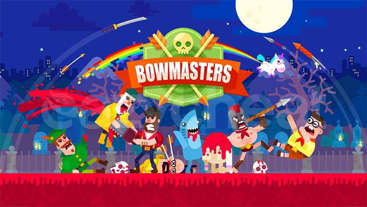 Bowmasters cheat