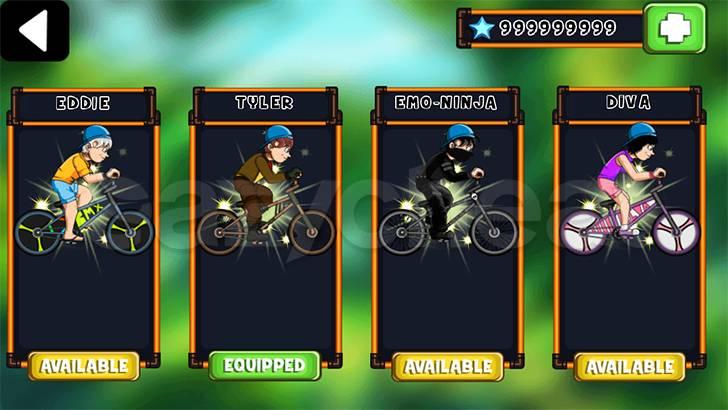 BMX Kid - BMX Boy cheat