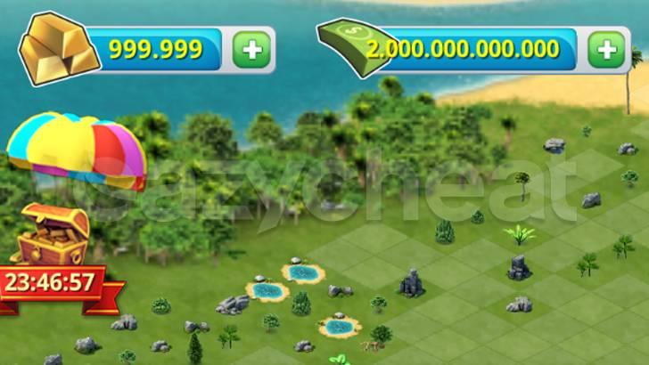 City Island 3 Cheat