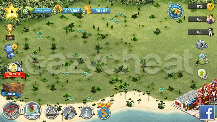City Island 4 Cheat