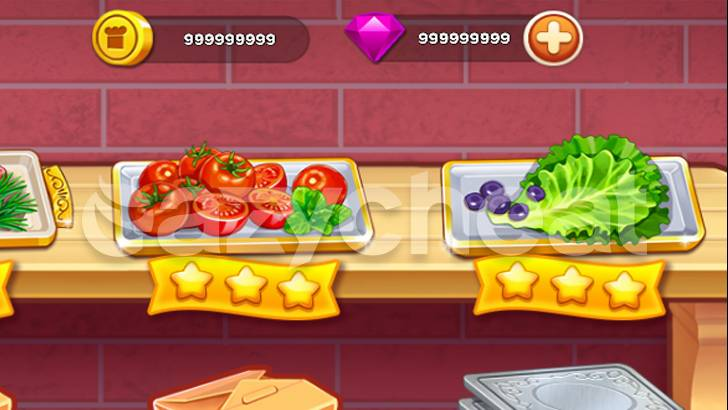 Cooking Madness - A Chef's Restaurant Games cheat