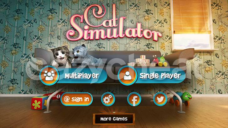 Cat Simulator v2.1.1