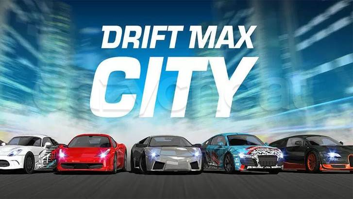 Drift Max City cheat