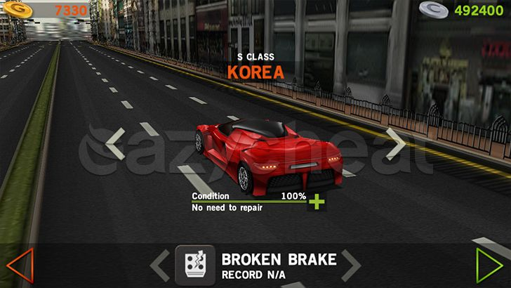 Dr. Driving Gold Coins Cheat All Cars Unlocked