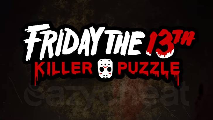Friday the 13th: Killer Puzzle Cheat