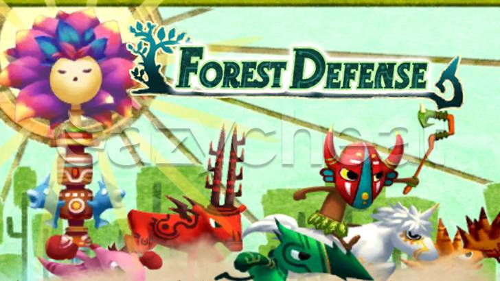 Forest Defense Cheat
