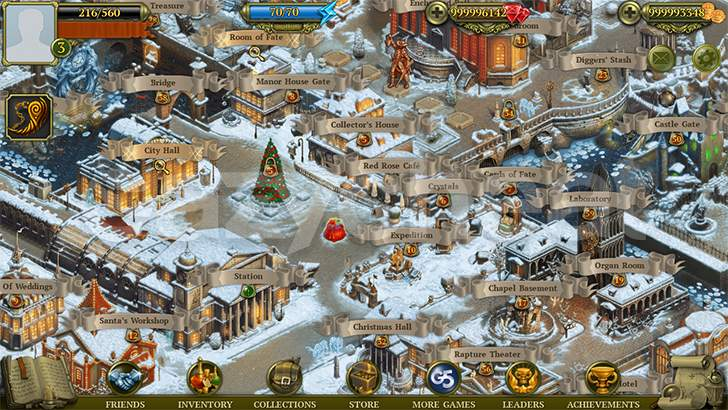 Hidden City: Hidden Object Adventure Unlimited Rubies
