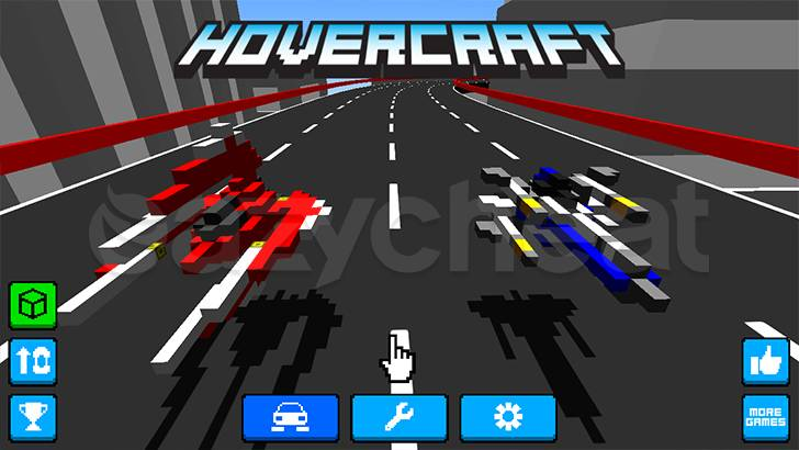 Hovercraft - Build Fly Retry cheat