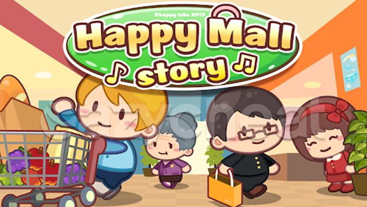 Happy Mall Story: Sim Game cheat