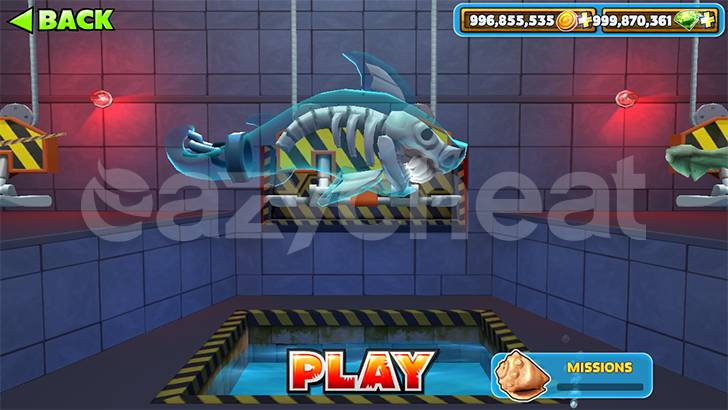Hungry Shark Evolution Unlimited Gems Coins