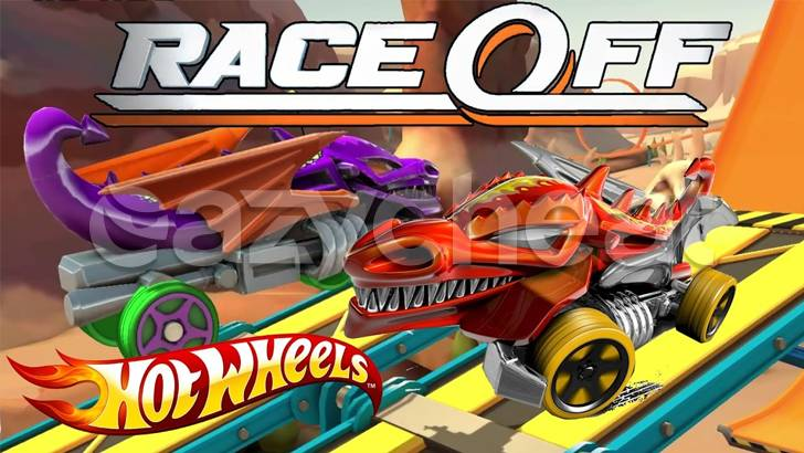 Hot Wheels: Race Off Cheat