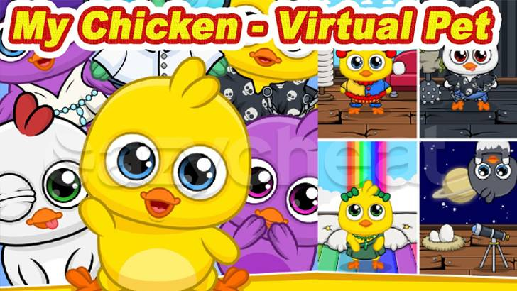My Chicken - Virtual Pet Game cheat