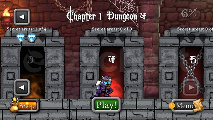 Magic Rampage Cheat