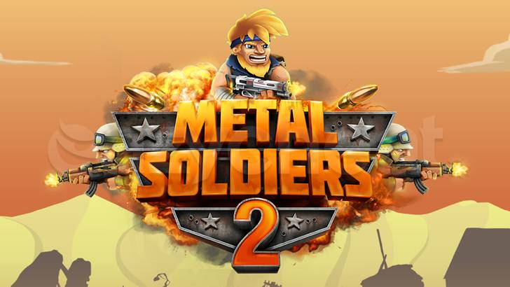 Metal Soldiers 2 cheat
