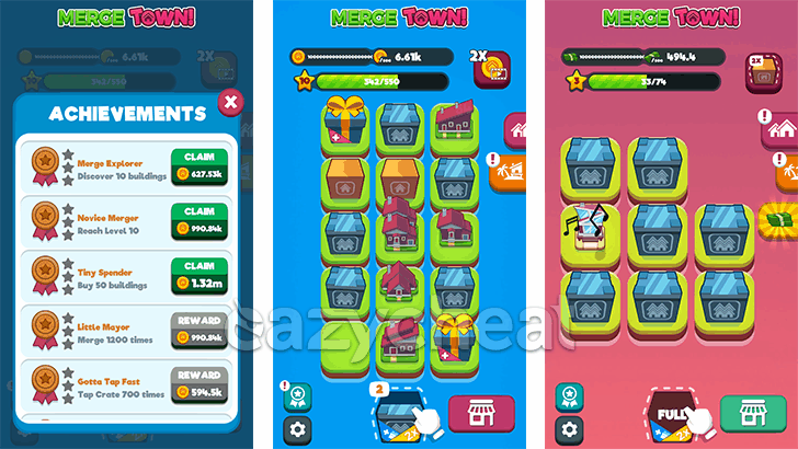 Merge Town! Unlimited Coins Unlimited Money v1.9.2