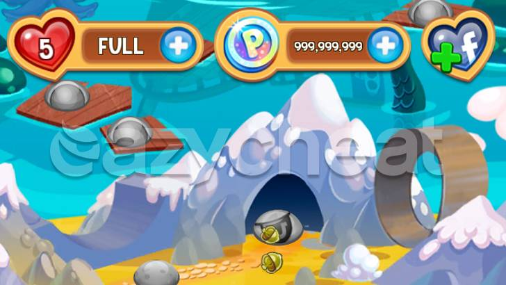 Peggle Blast Cheat