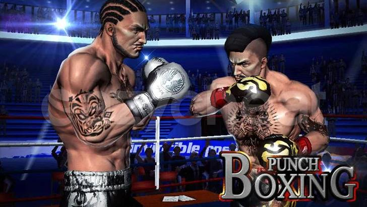 Punch Boxing 3D Cheat