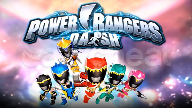Power Rangers Dash (Asia) cheat