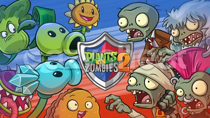 Plants vs. Zombies 2 Cheat