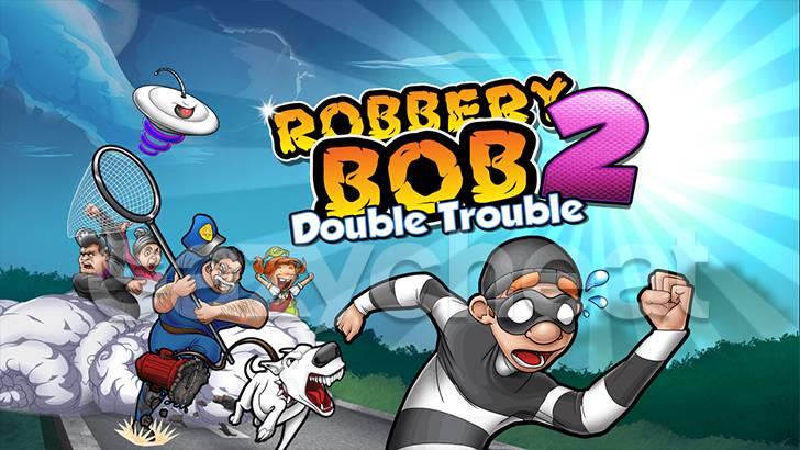Robbery Bob 2 cheat