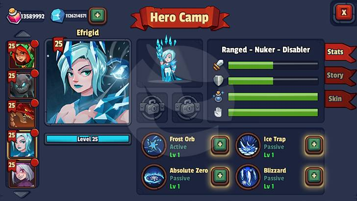 Realm Defense: Hero Legends TD Unlimited Gems