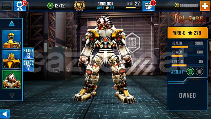 Real Steel World Robot Boxing Cheat