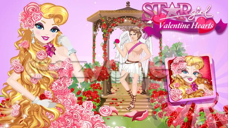 Star Girl: Valentine Hearts Cheat