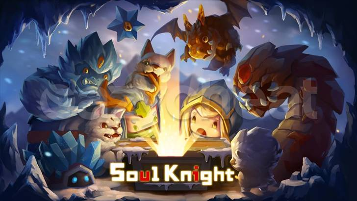 Soul Knight Cheat