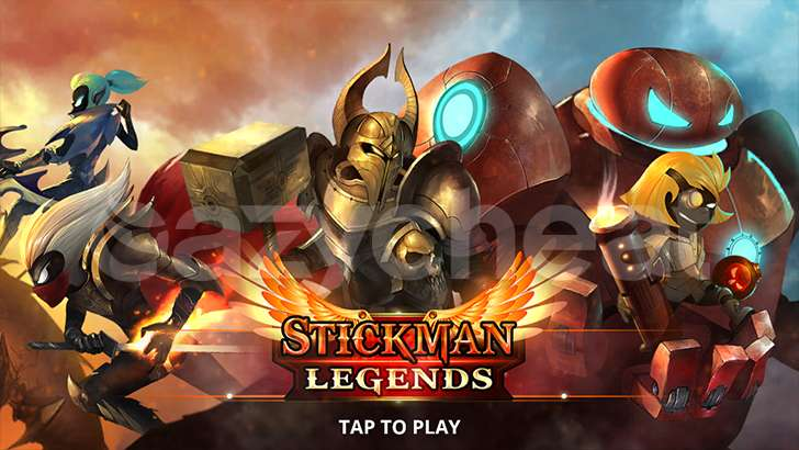 Stickman Legends - Ninja Warriors: Shadow War v2.2.3