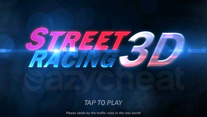 Street Racing 3D Cheat