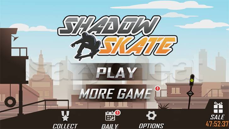 Shadow Skate cheat