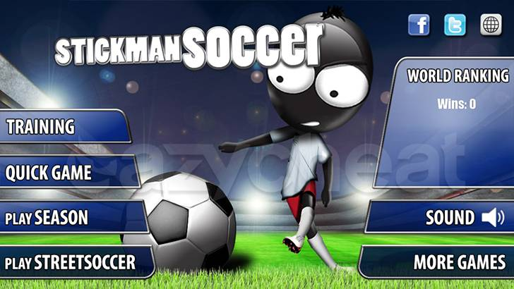 Stickman Soccer Cheat