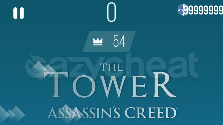 The Tower Assassin's Creed cheat