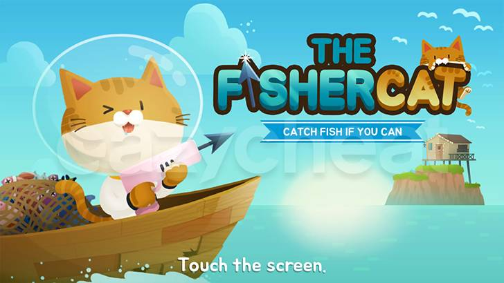 The Fishercat  cheat