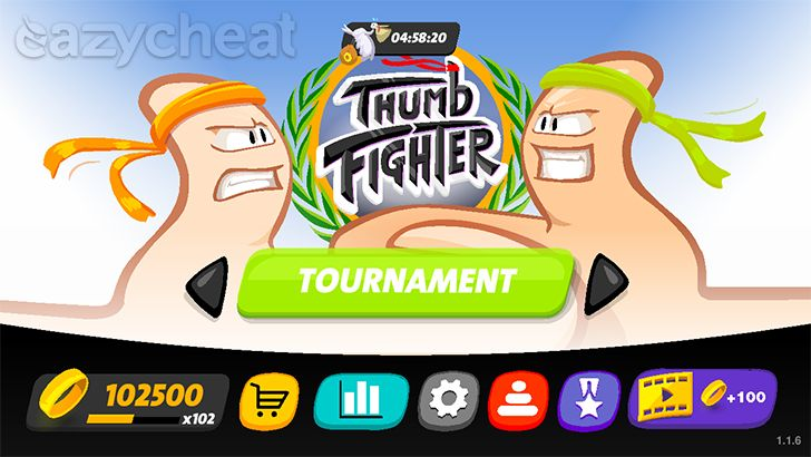 Thumb Fighter Cheat
