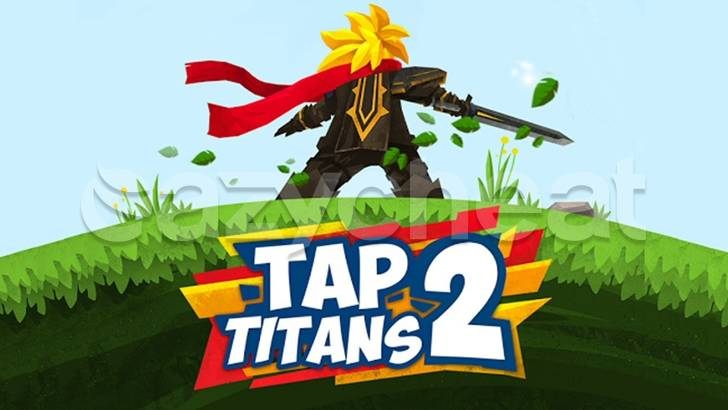 Tap Titans 2 cheat