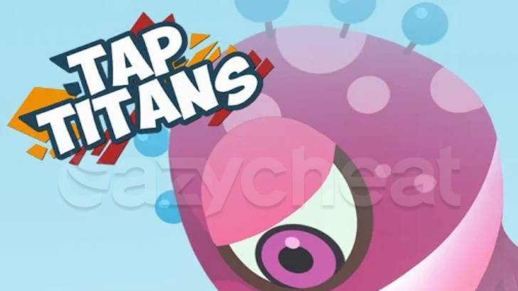 Tap Titans cheat