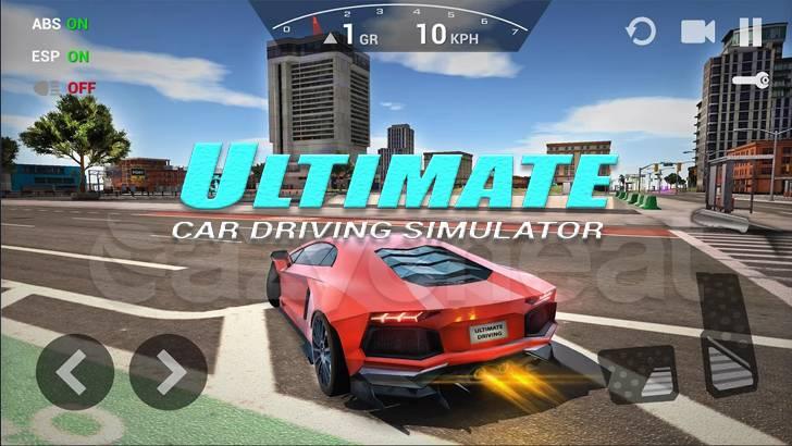 Ultimate Car Driving Simulator  Cheat