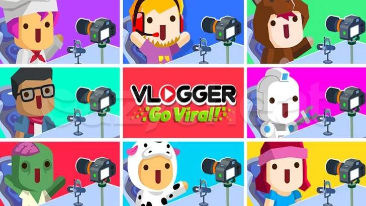 Vlogger Go Viral - Tuber Game Cheat